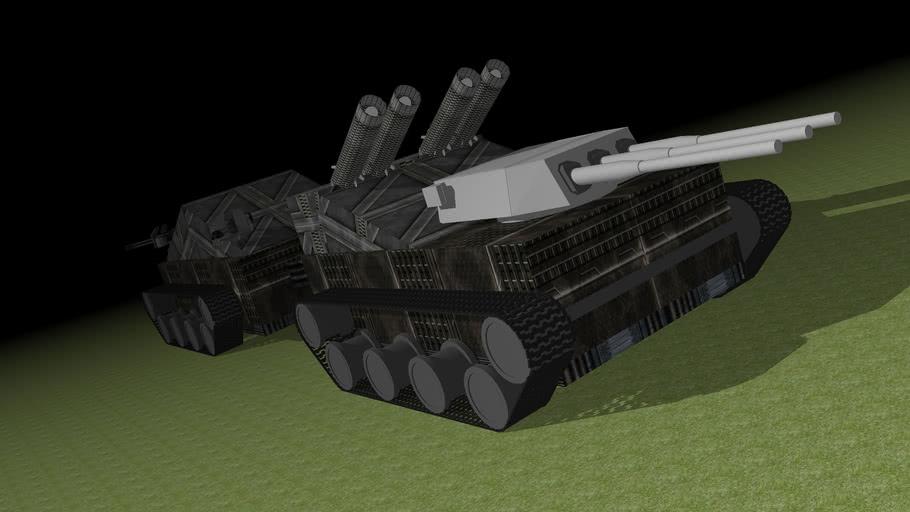 Military Death Vehicle