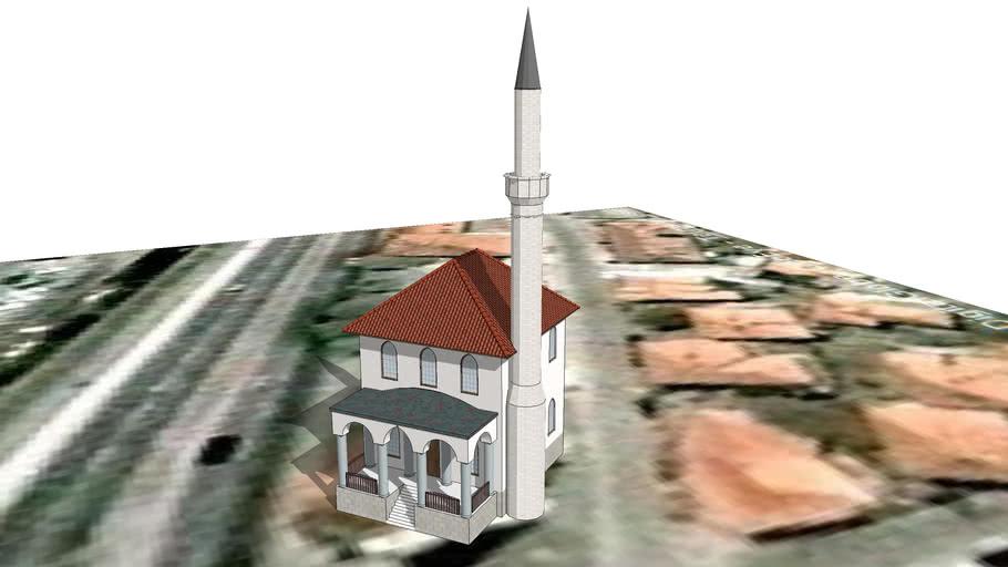 Mehmedagina (Jalska) Džamija, Tuzla