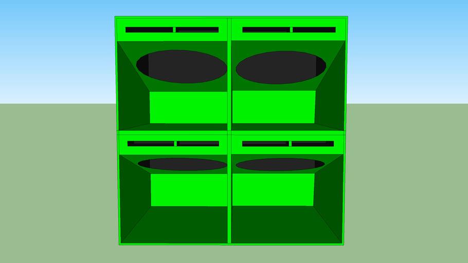 caixa de grave