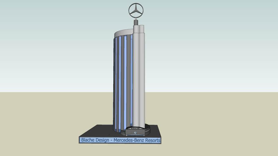 Blache Design - Mercedes-Benz Resorts