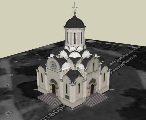 Спасо-Андроников монастырь / Spaso-Andronikov monastery