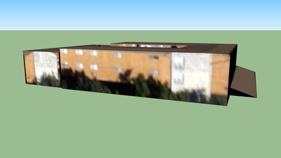 Bâtiment situé Austin, Texas, États-Unis