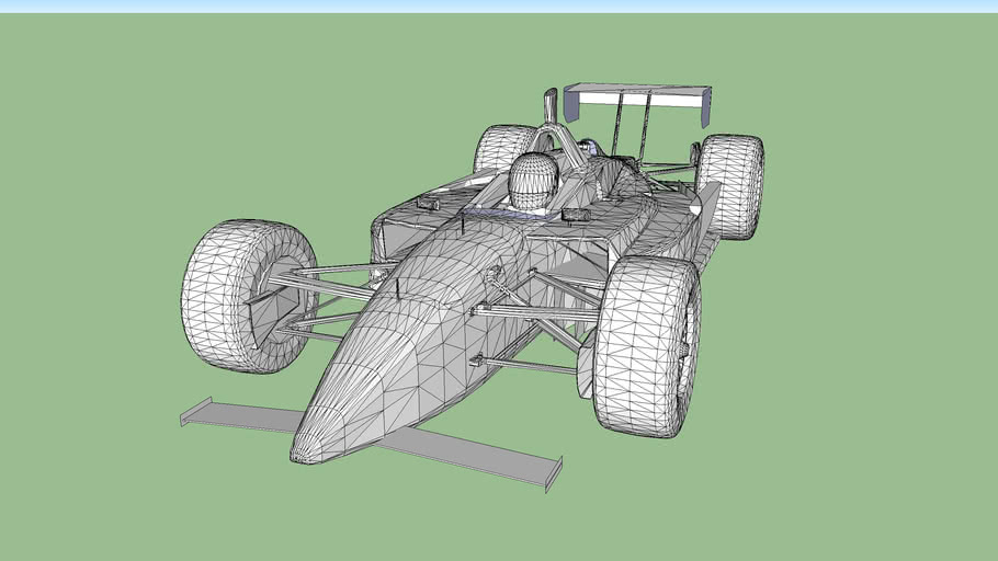 Lola B2/00 Speedway Chassis