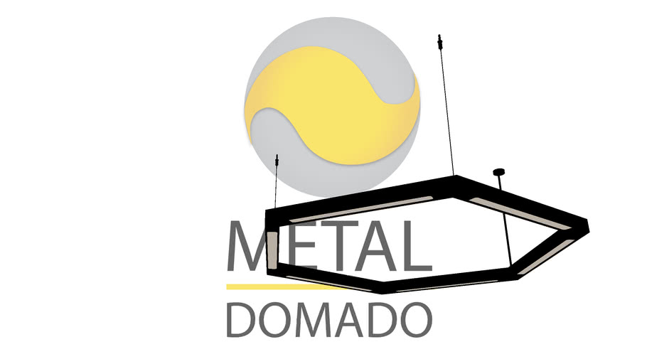 Pendente Metaldomado Zamanelli 2