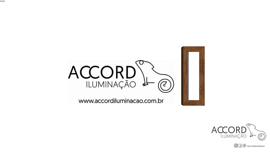 Arandela Accord Meio Squadro 403