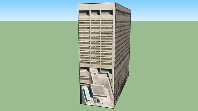 Building in Queen Street West, Toronto, ON, Canada