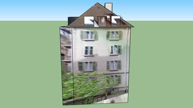 Bâtiment situé Zurich, Suisse