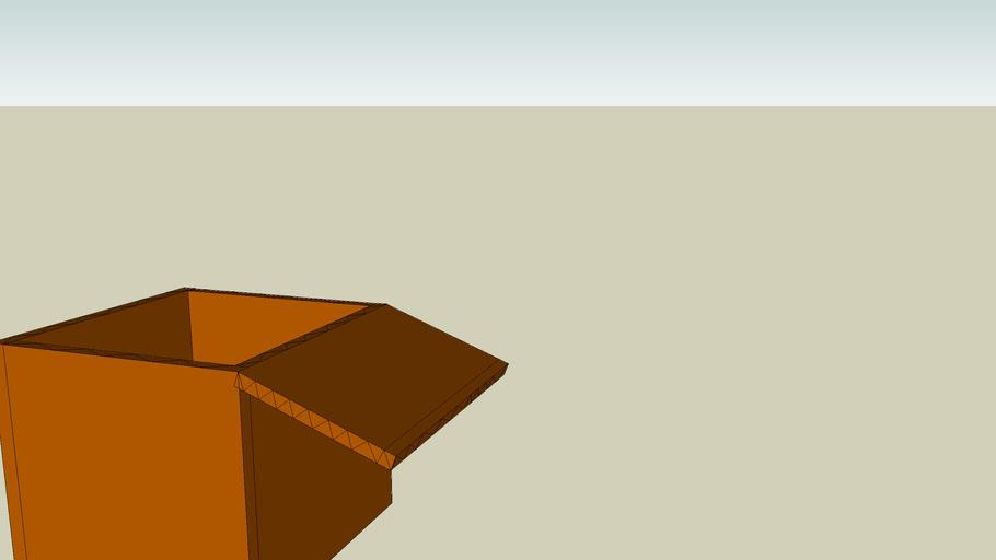 giant cardboard box