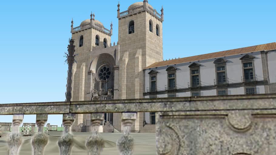 Sé Catedral do Porto / Oporto's Cathedral