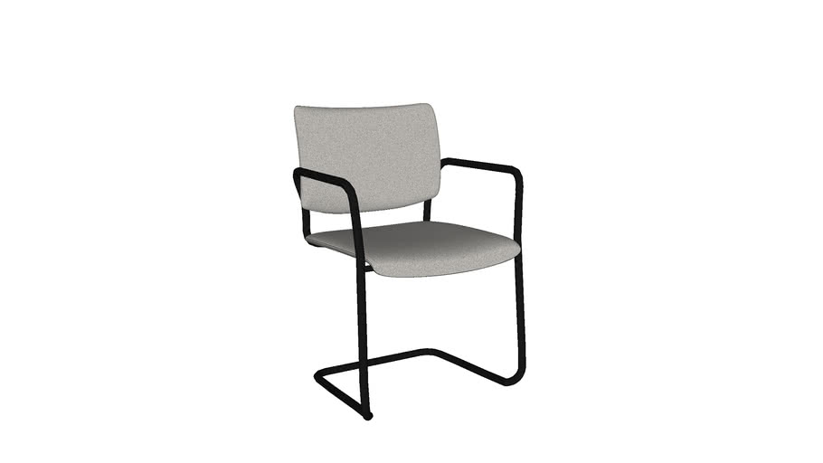 Conference chair by Bejot - ZIP ZP 230