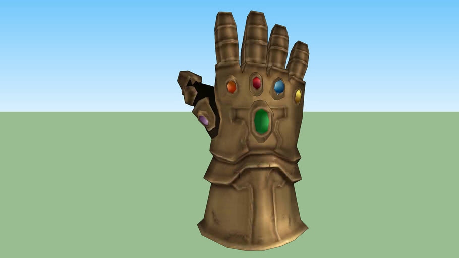 Guantlet Thanos