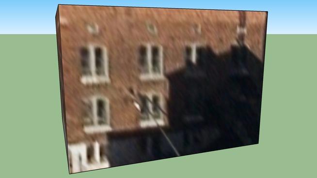 Gebäude in St Louis, Missouri, Vereinigte Staaten