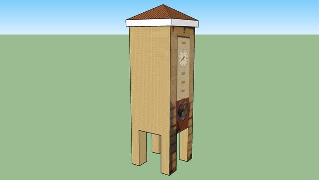 ERHS Clocktower