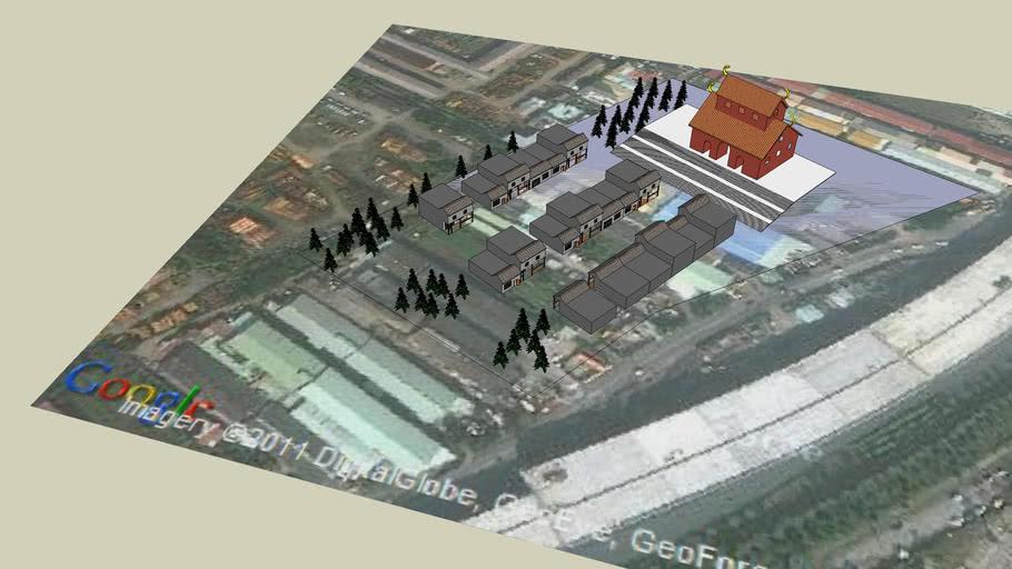 規劃實務第二組_中國古街