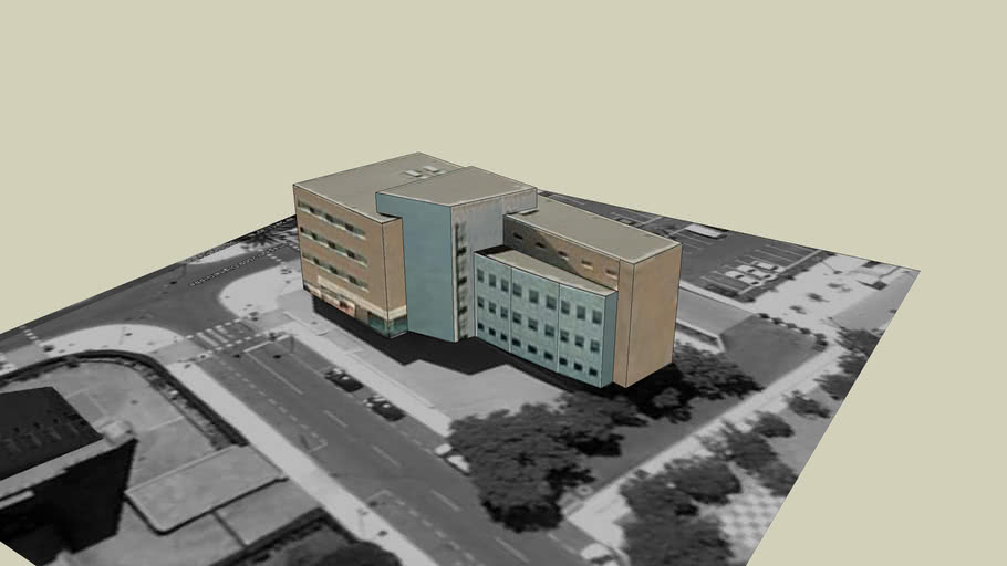 "Centro de salud ""Rafalafena""."