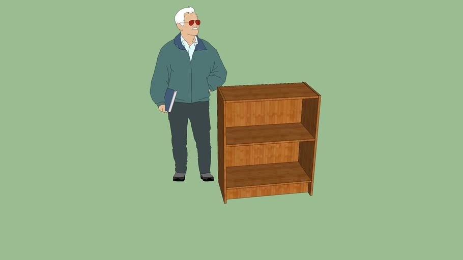 Real Life to 3D Shelf Model-Per 5-Dannae