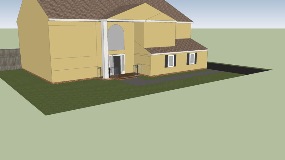 my house (unfinished)