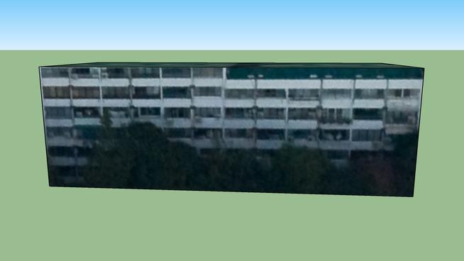 Building in 日本東京市港區
