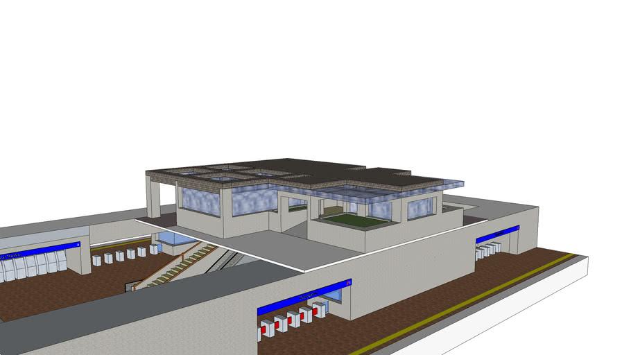 Georgetown MRT Station