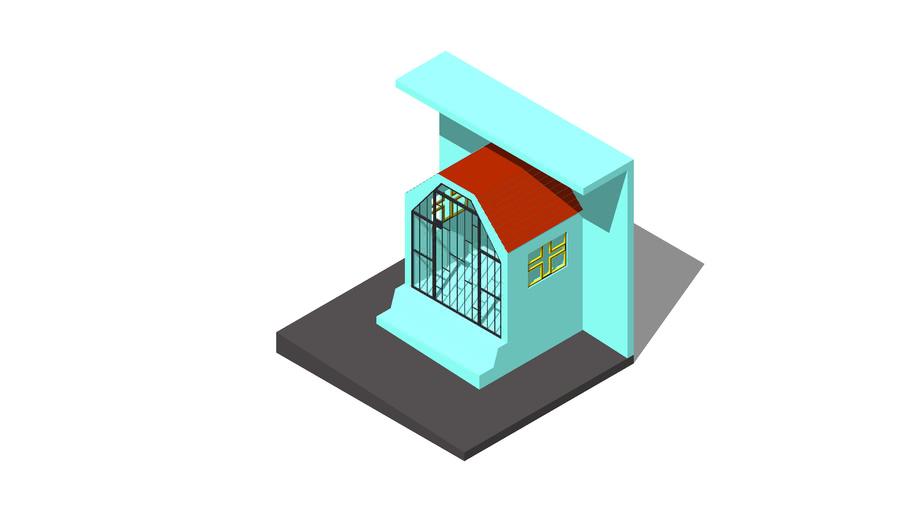 Pequeña Capilla / Tiny Chapel