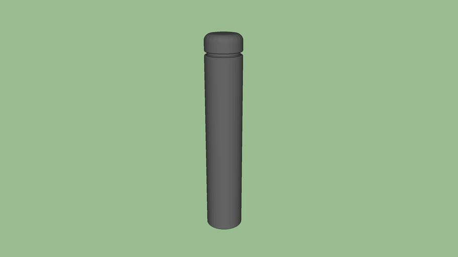 R-9704-60 Concrete Bollard