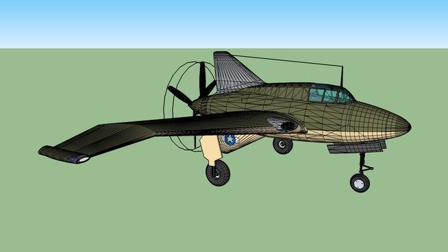 XP-56 Black Bullet