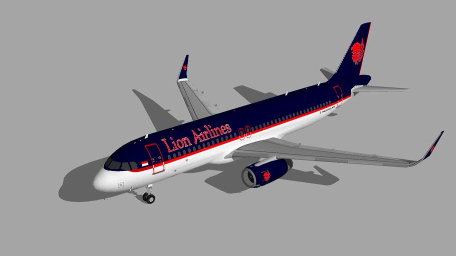 Lion Air Airbus A320-200 22