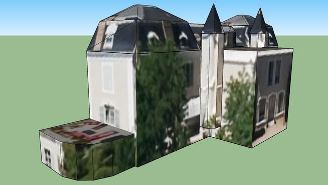 Bâtiment situé Caluire-et-Cuire, France