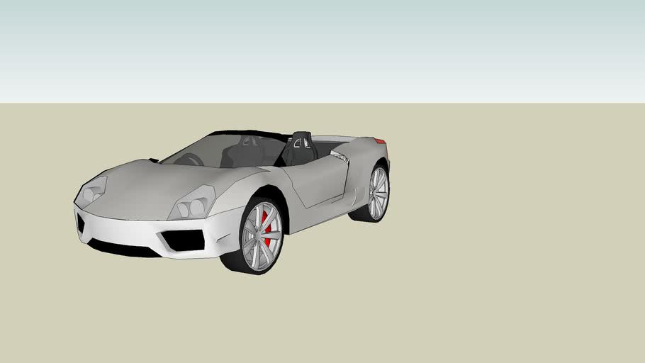 08' Cobra GT Convertible