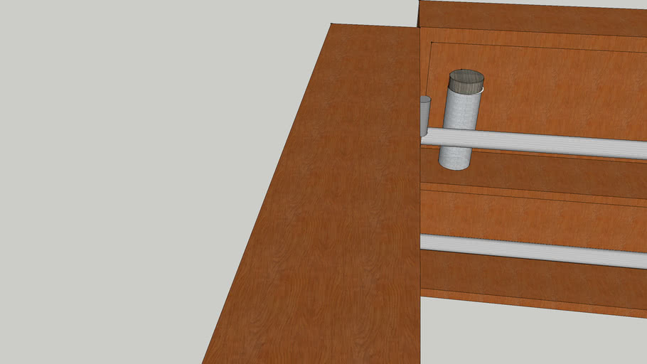 Spice Rack Design for 4th year tech