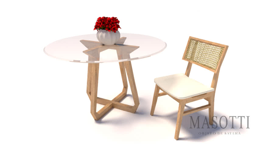 Table + Chaise