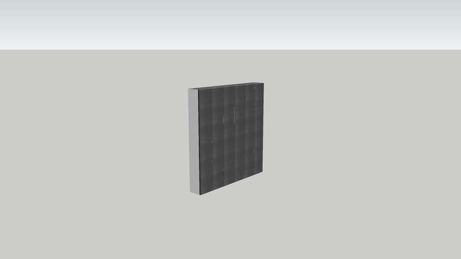 P5 960x960 Regular Cabinet