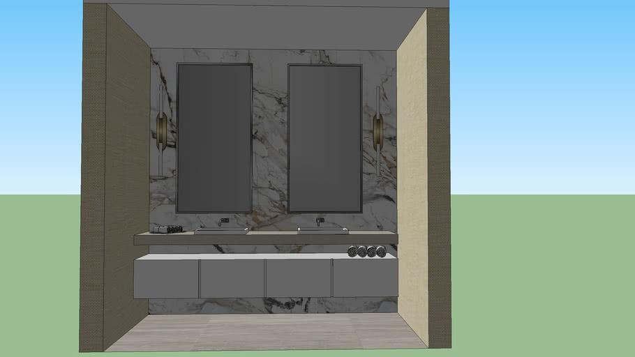 vanity lavabo