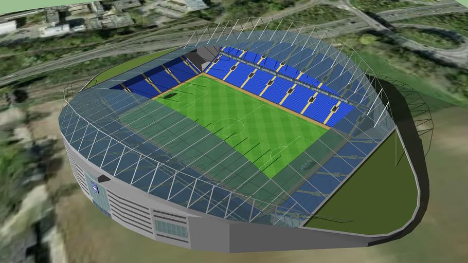 American Express Community Stadium, Falmer - Brighton