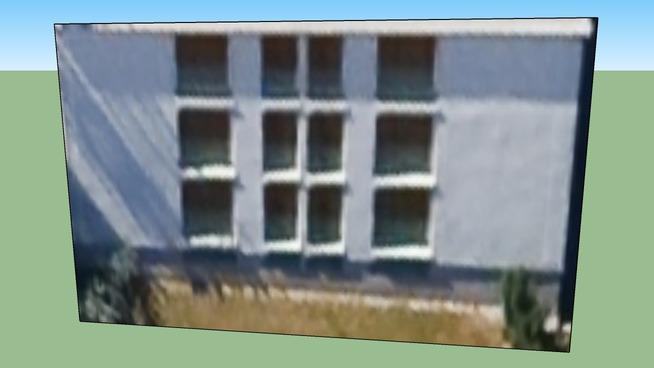Bâtiment situé Pierre-Bénite, France