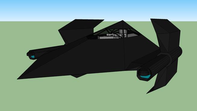 Black Thunder Bomber