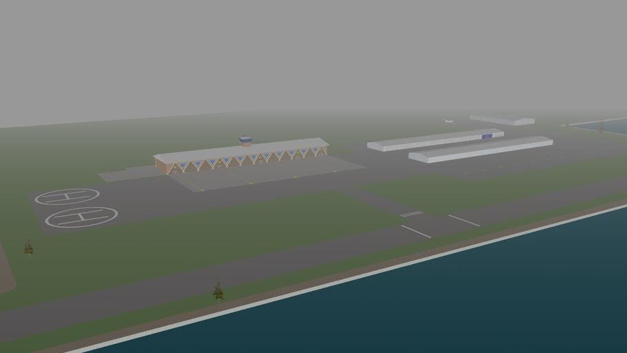 Steinete Bukt Island Airport LSBA (2015[F])