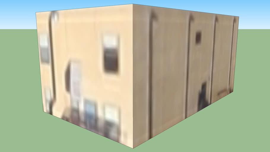 Gebäude in Albuquerque, NM, USA