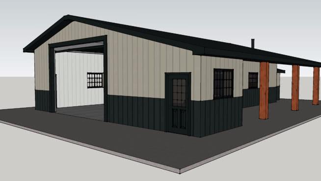 garage buildings sheds