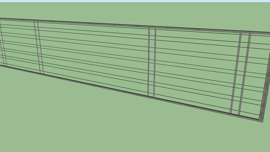 herreria rectangular
