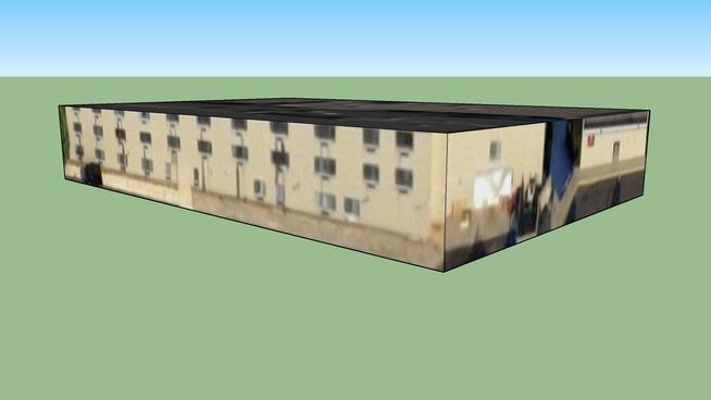 Bâtiment situé Philadelphie, Pennsylvanie, États-Unis