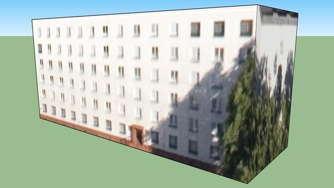 Edificio en Warszawa, Polonia