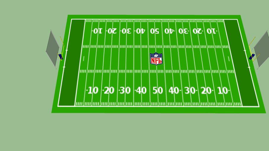 Football Field Updated 2