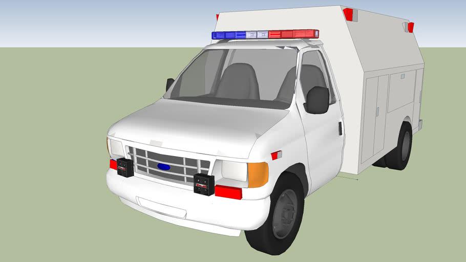 Type 3 ambulance diamond