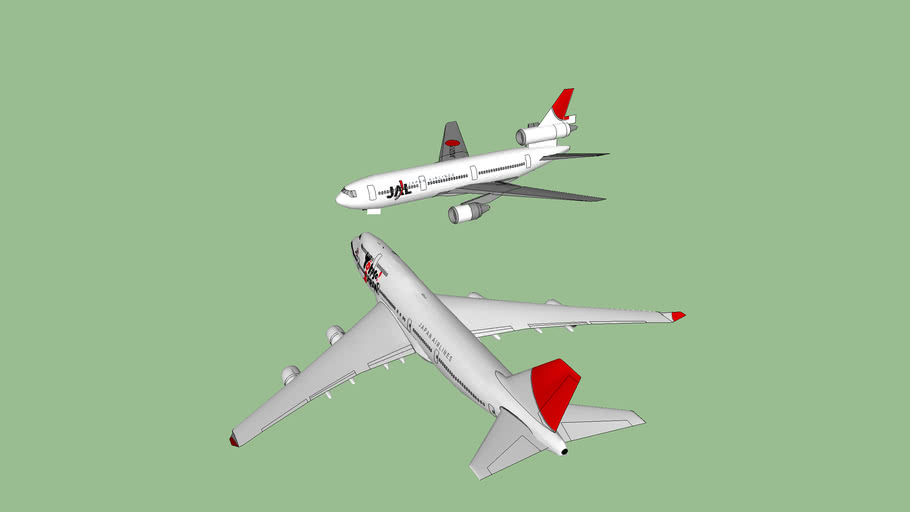 Japan Airlines Collision