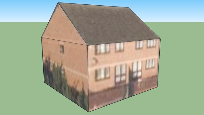 Building in Birmingham, West Midlands B8 2XJ, UK