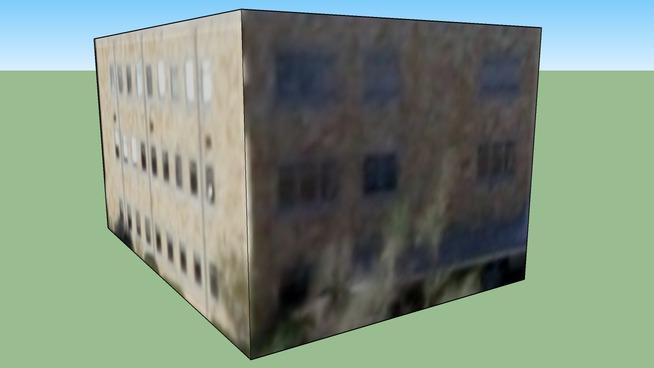 Building in Austin, Texas, USA