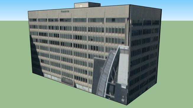 Construção em Cambridge, MA, USA