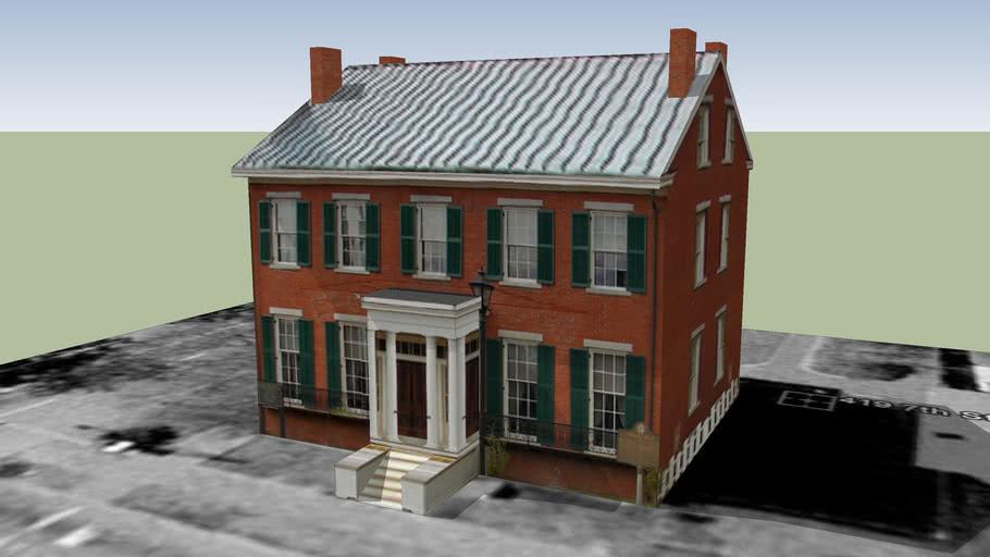 Boyhood Home of President Woodrow Wilson, Augusta, GA