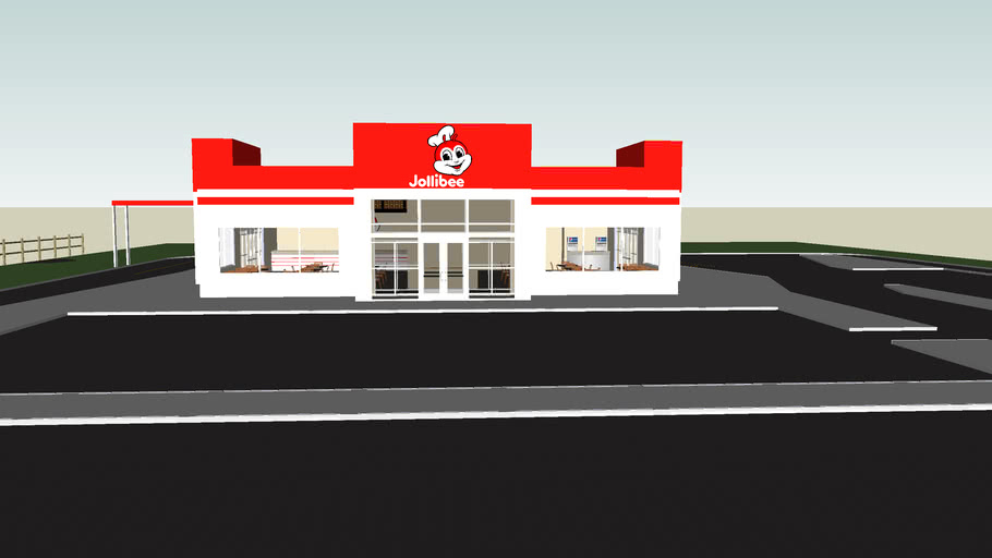 Jollibee Branch - Fully Furnished